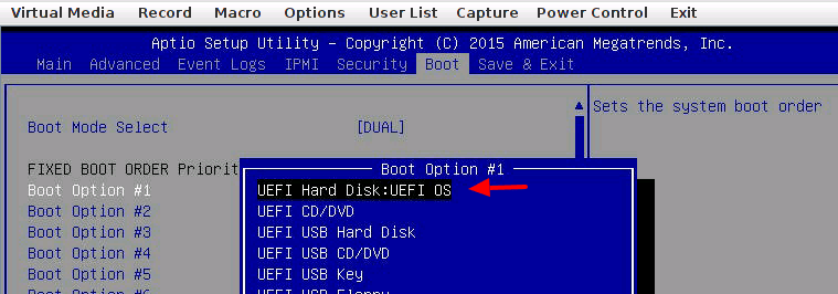 How to Convert Disk From MBR to GPT For OVH Dedicated Server